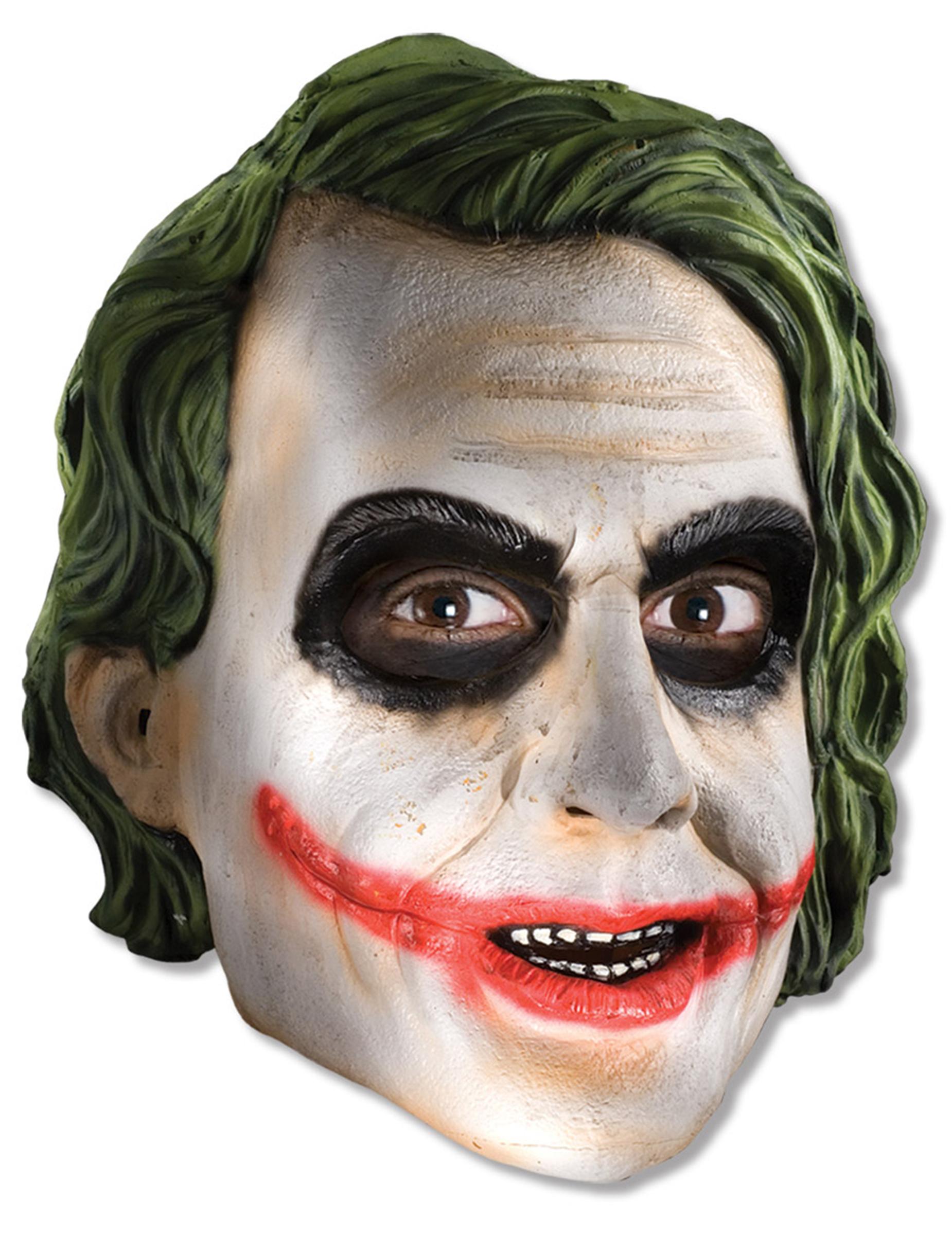 masque joker adulte du film batman deguise toi achat de masques. Black Bedroom Furniture Sets. Home Design Ideas