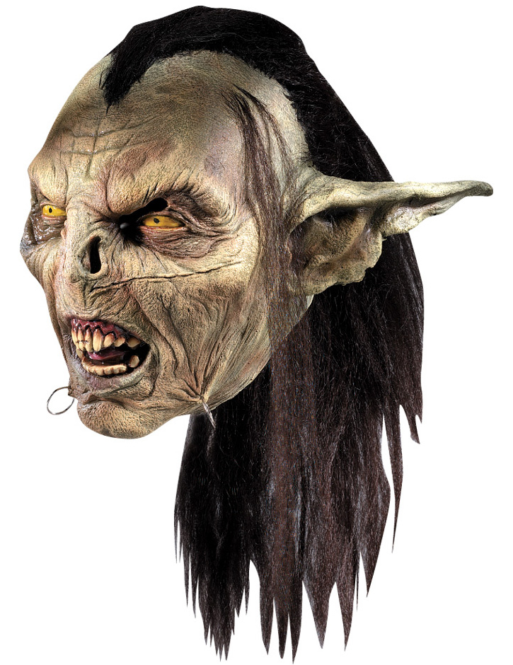 Citaten Uit Lord Of The Rings : Orc masker uit lord of the rings™ maskers en goedkope
