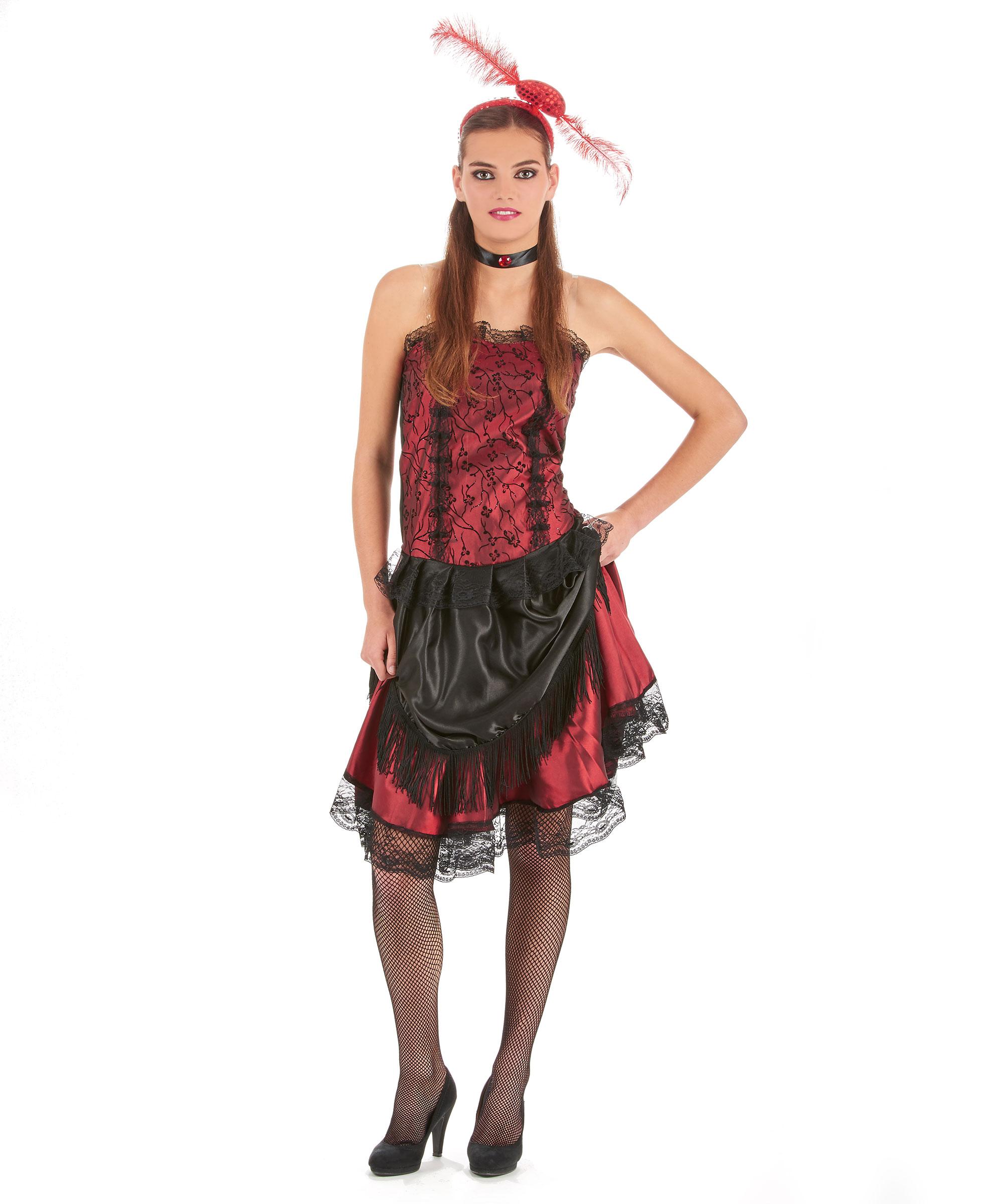 cabaret saloon costume for women. Black Bedroom Furniture Sets. Home Design Ideas