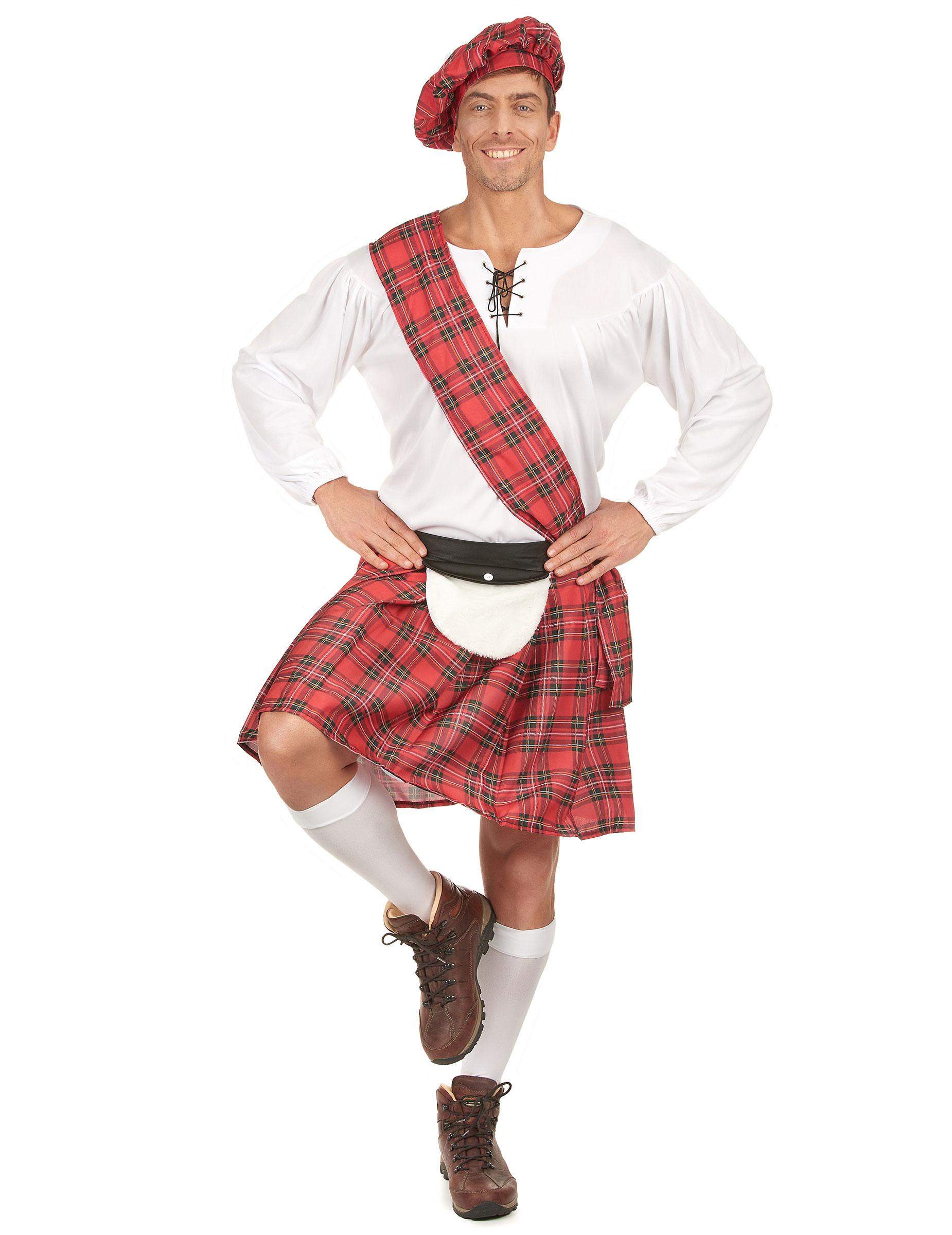déguisement pas cher ecossais