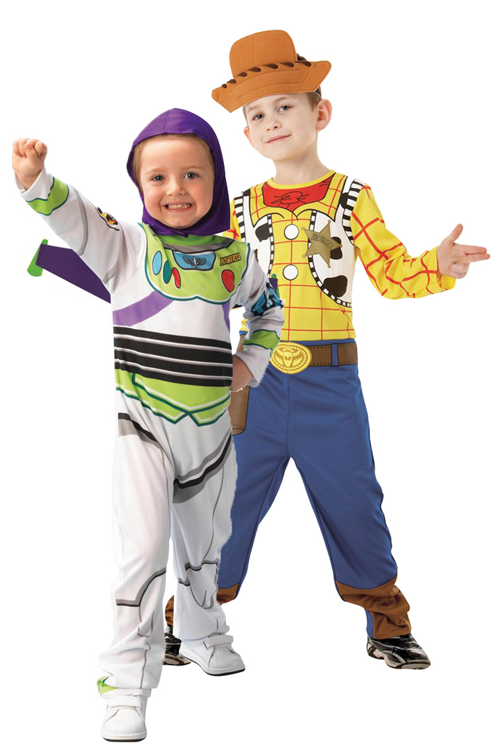 Woody And Buzz Toy Story™ Costume For Children