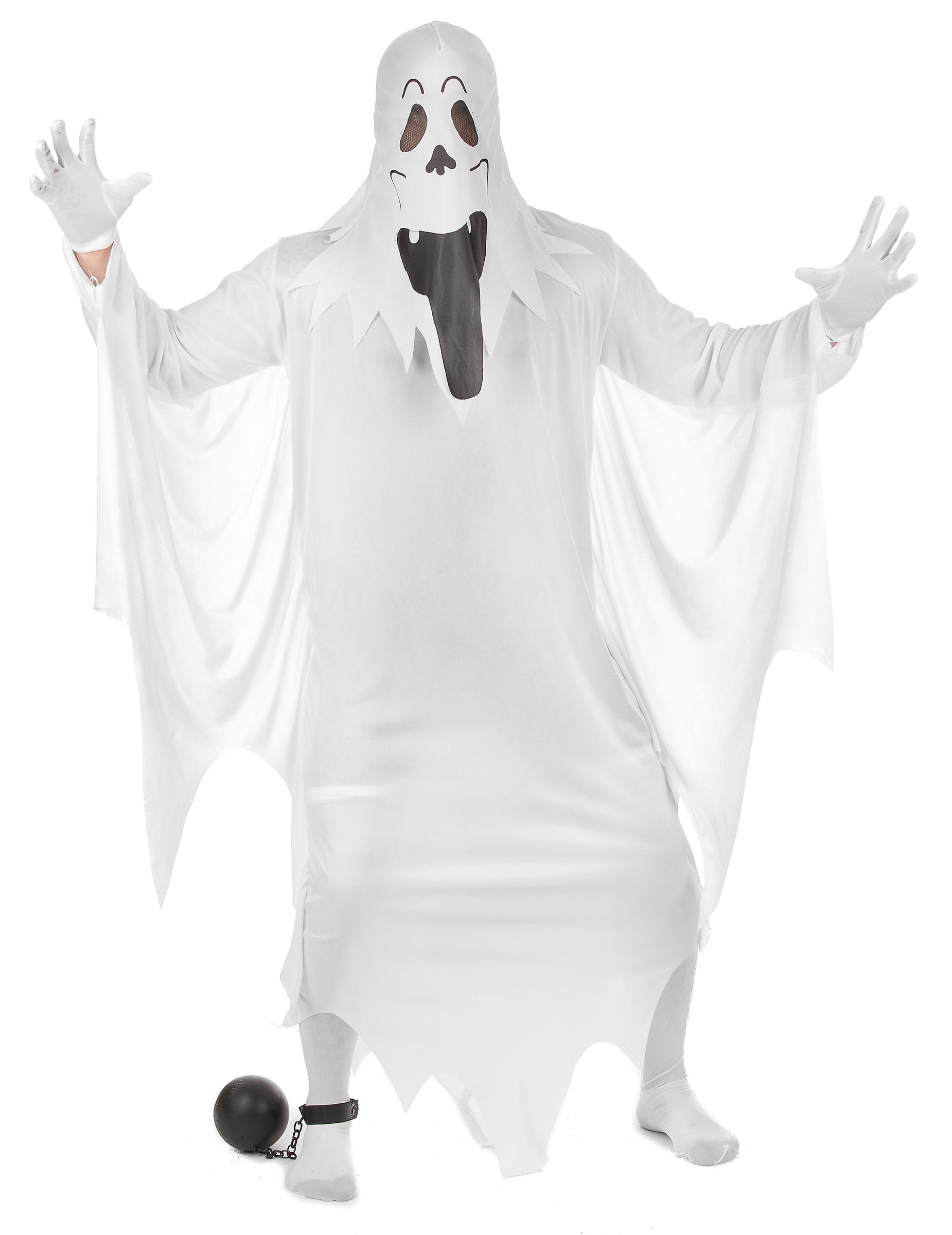 costume de fant me blanc pour halloween deguisetoi. Black Bedroom Furniture Sets. Home Design Ideas