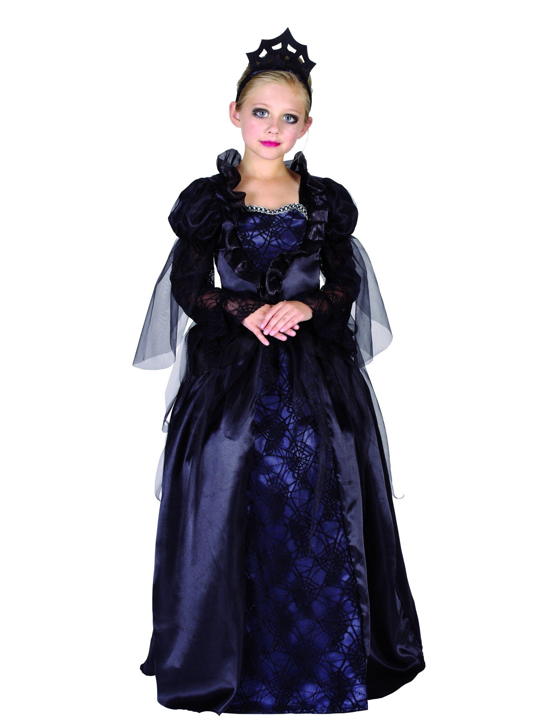 Costume contessa Halloween ragazza : Costumi bambini, e ...