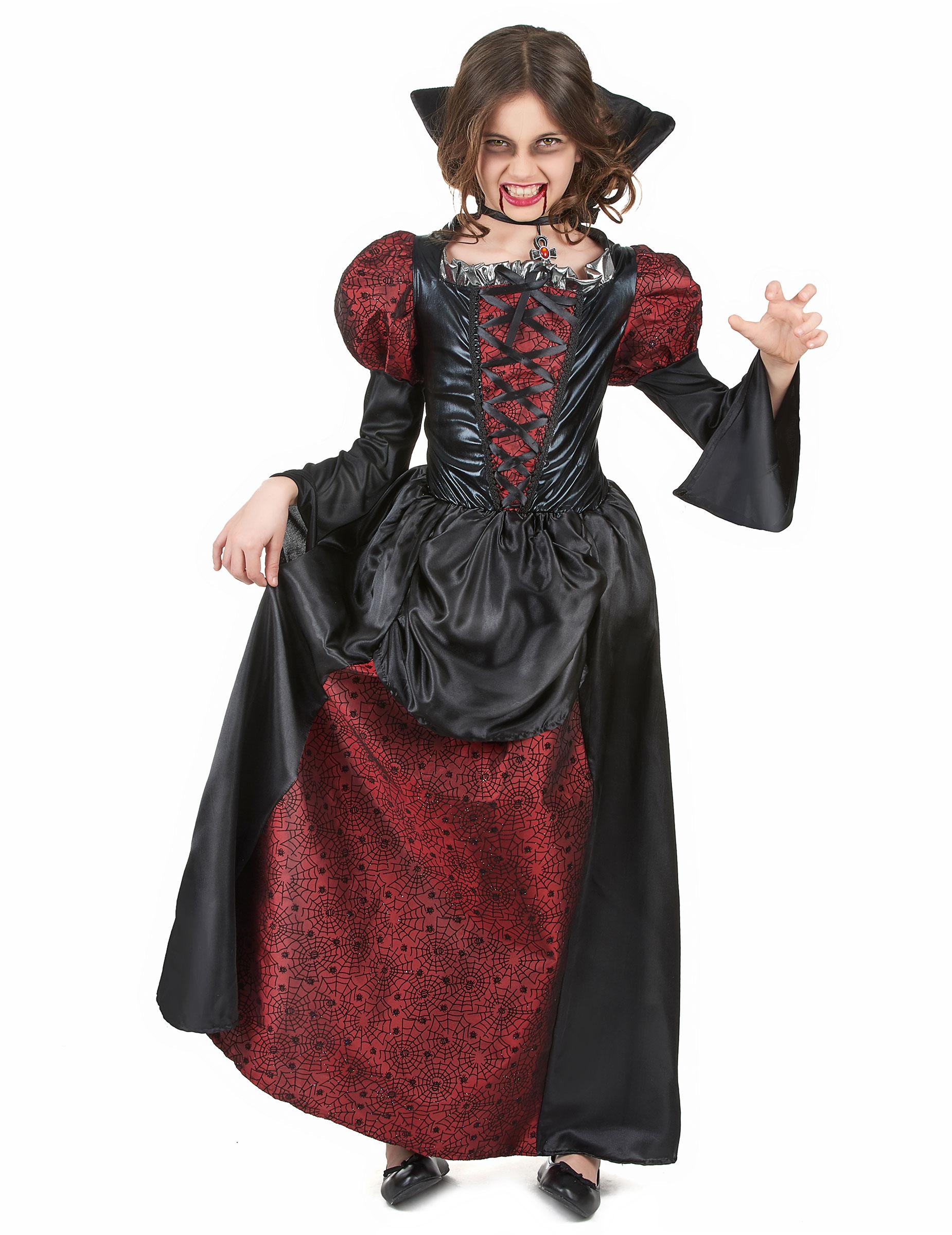 Stylish vampire costume for girls