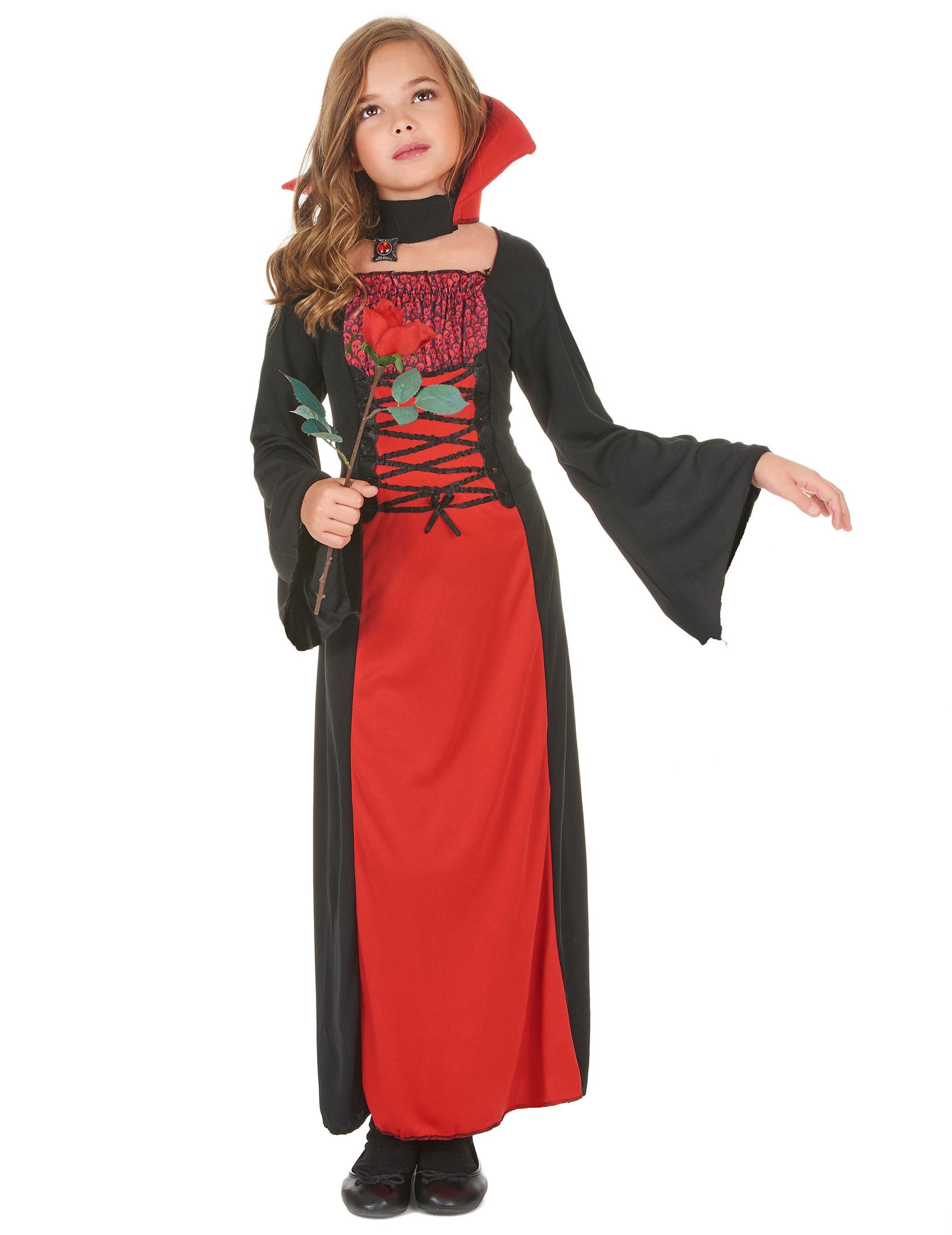d guisement vampire fille halloween achat de d guisements enfants sur vegaoopro grossiste en. Black Bedroom Furniture Sets. Home Design Ideas