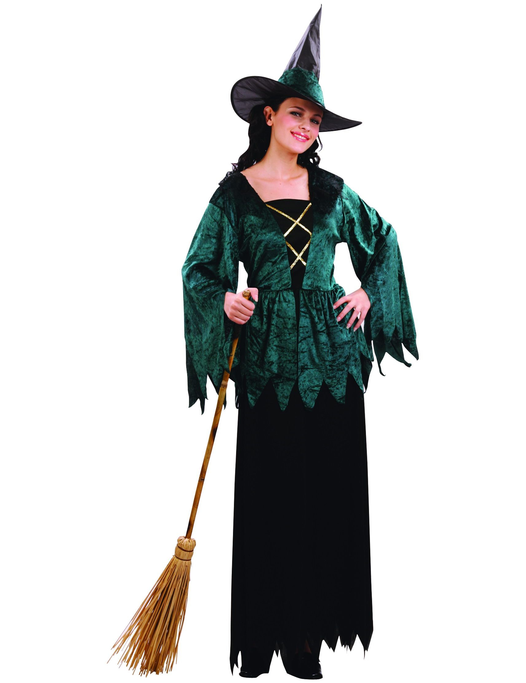 Women 39 S Halloween Witch Costume Adults Costumes And Fancy Dress Costumes Vegaoo