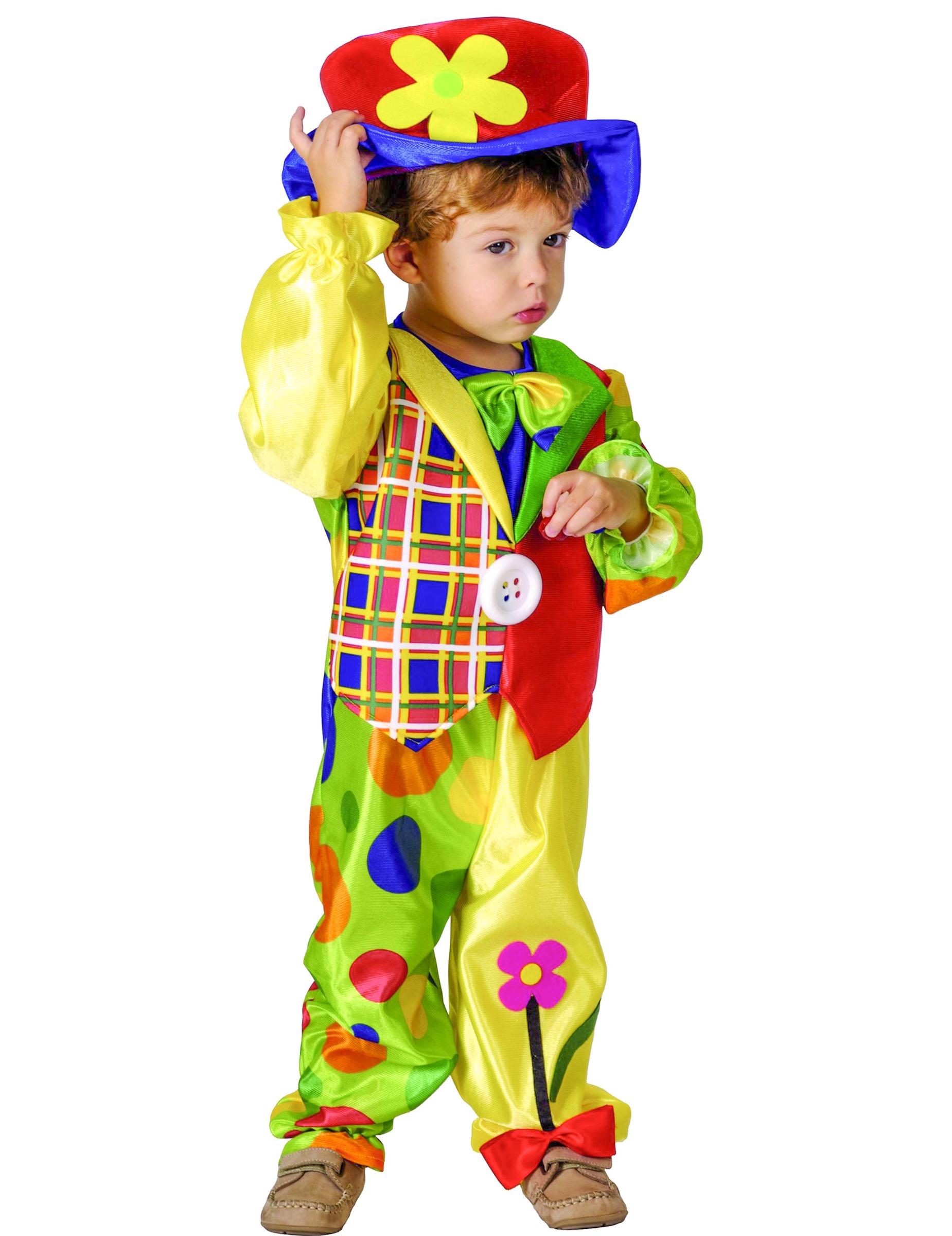 d guisement clown gar on deguise toi achat de d guisements enfants. Black Bedroom Furniture Sets. Home Design Ideas