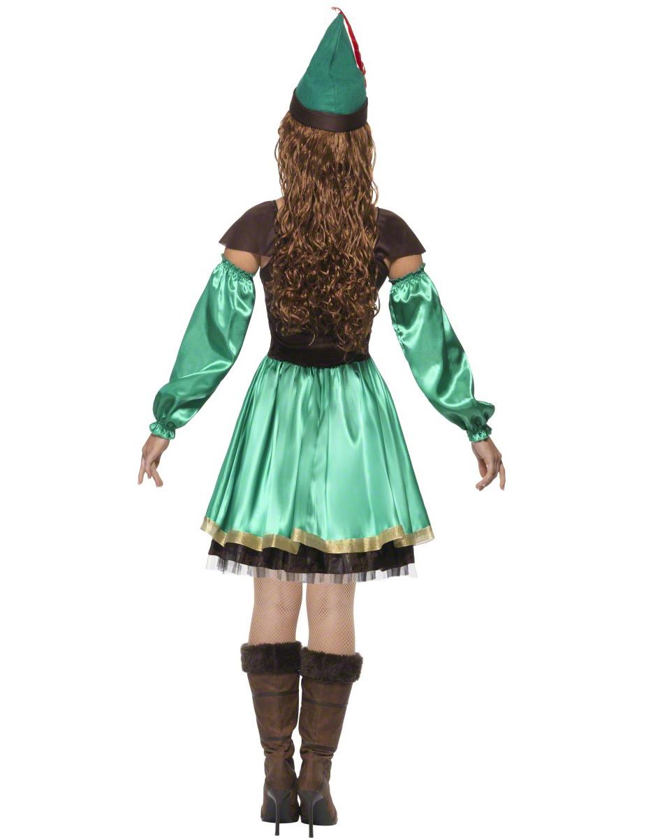 Robin Hood Costume For Women