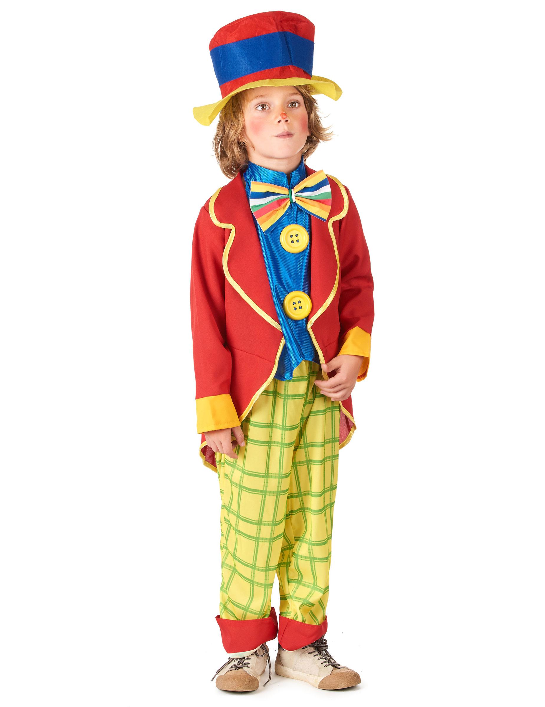 déguisement ca le clown