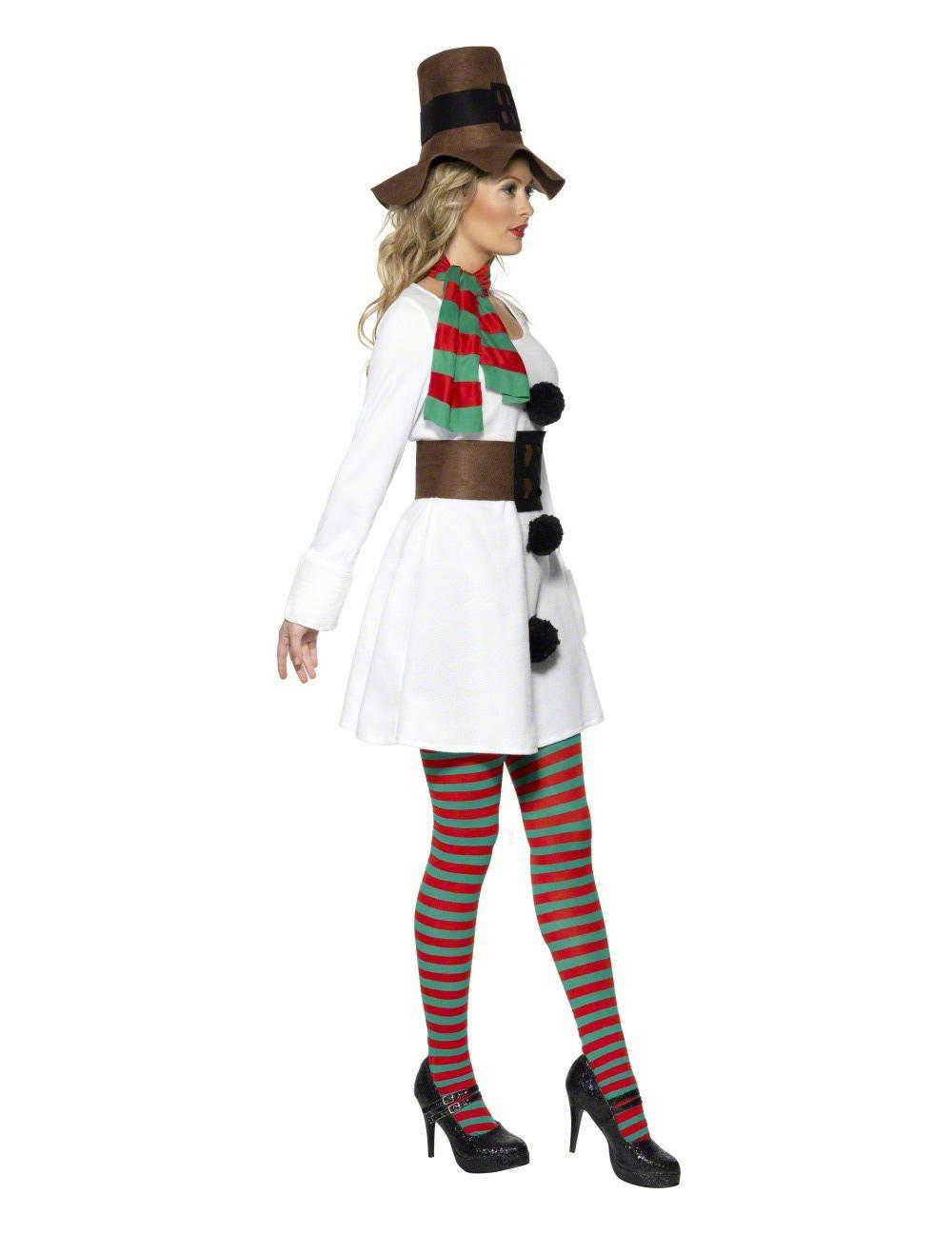 Schneemann-Kostüm für Damen: Kostüme für Erwachsene, und günstige ...