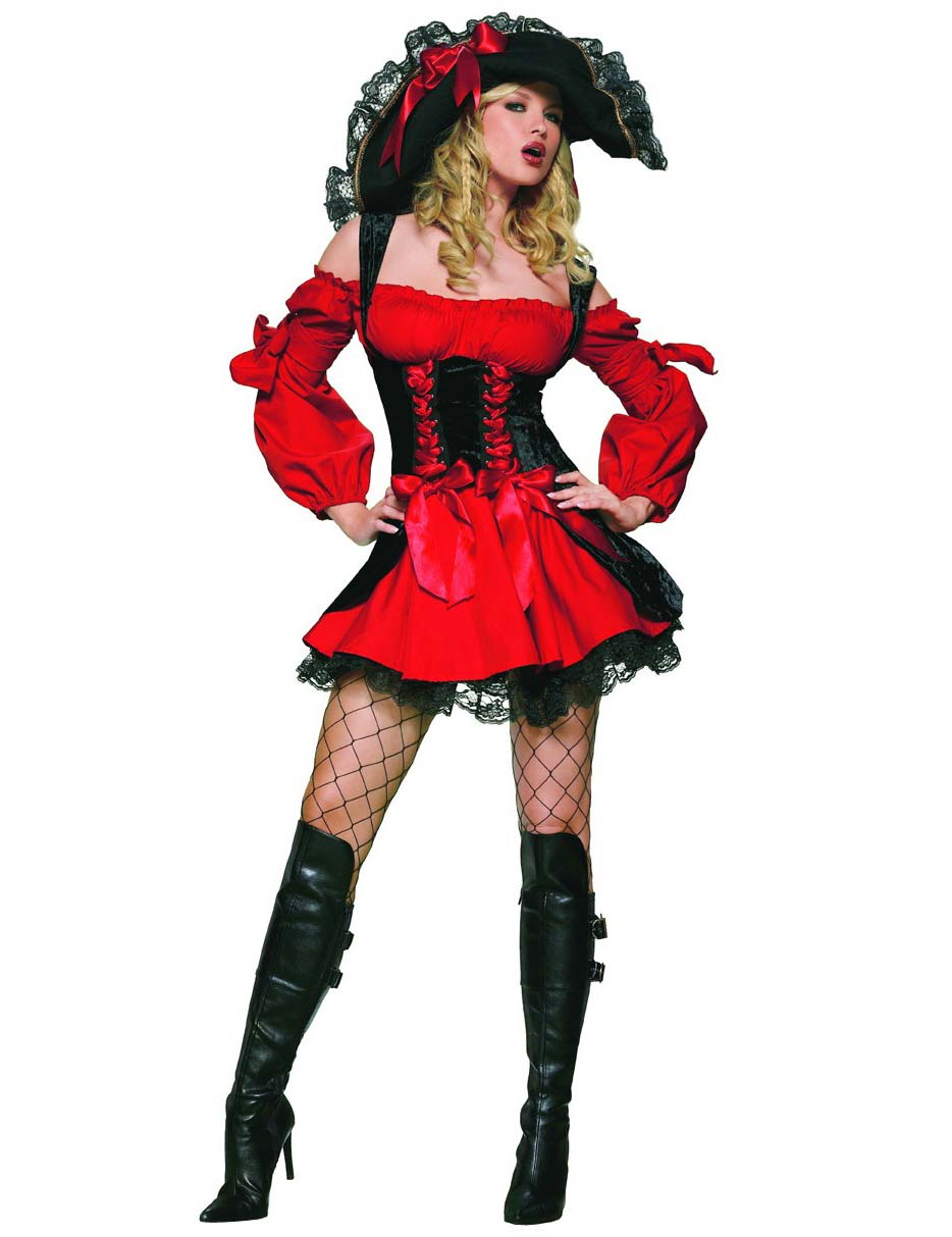 Disfraz Casero de Pirata Para Hombre Disfraz de Pirata Para Mujer