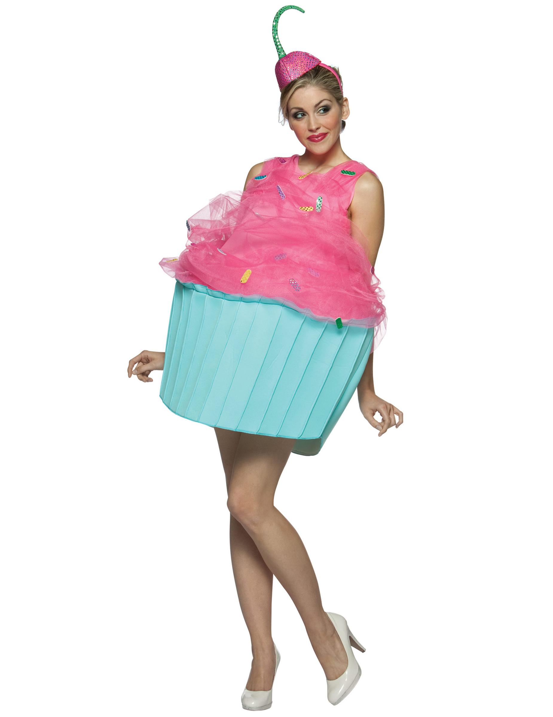 Dguisement Cupcake Femme