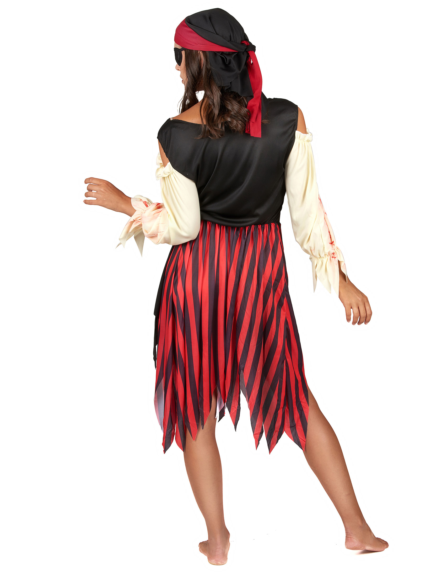 D guisement pirate zombie adulte halloween pour femme achat de d guisements adultes sur - Deguisement halloween adulte ...