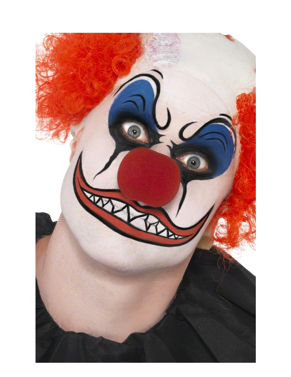 maquillage clown homme. Black Bedroom Furniture Sets. Home Design Ideas
