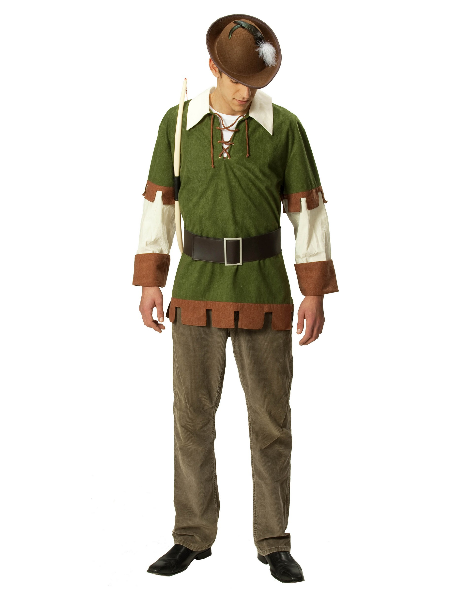 Robin Hood costume for adult