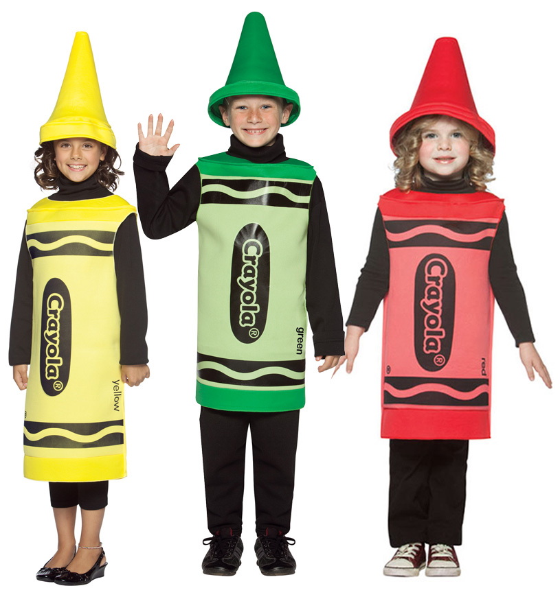 déguisement trio