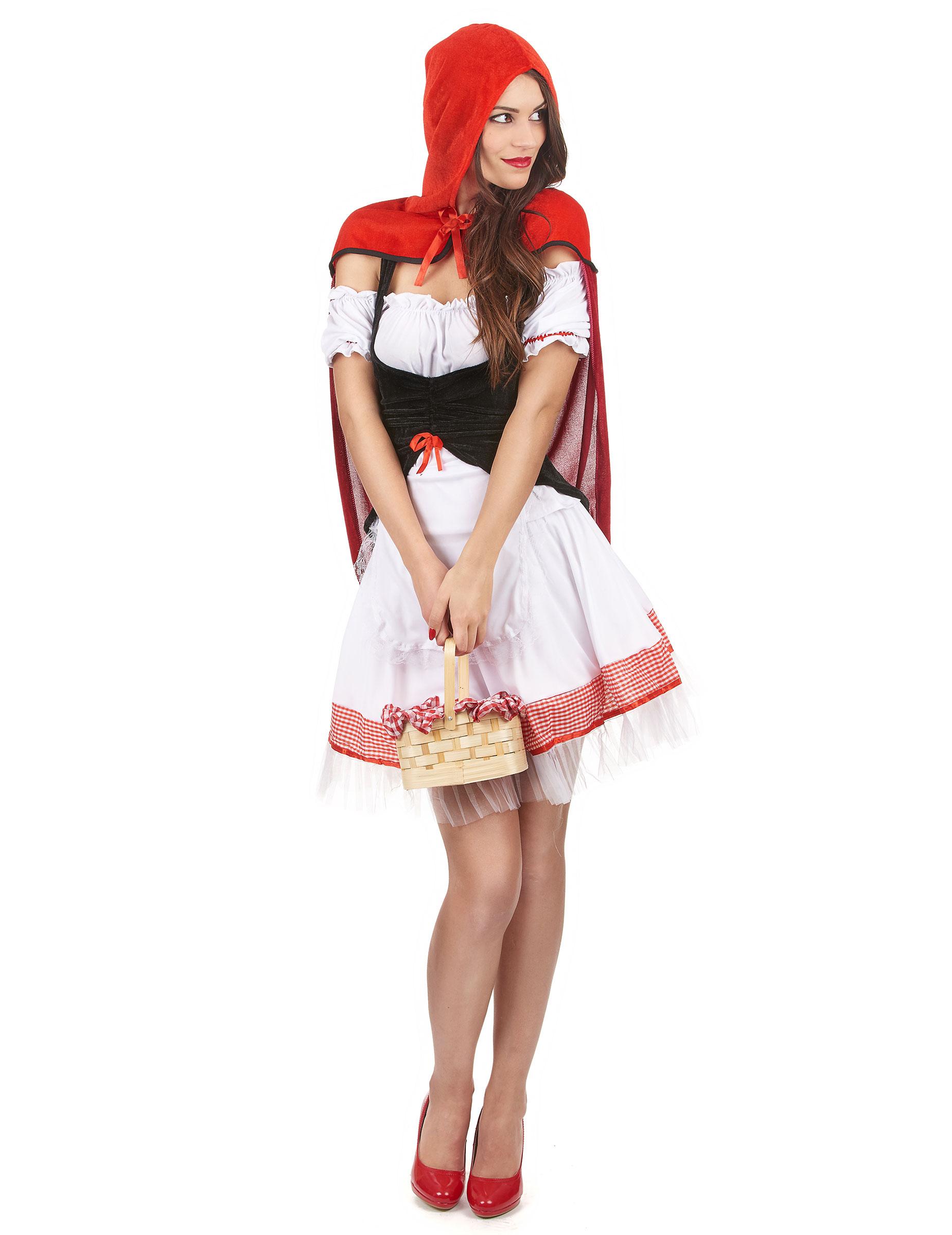 Sexy Rotkäppchen Damenkostüm: Kostüme für Erwachsene, und ...