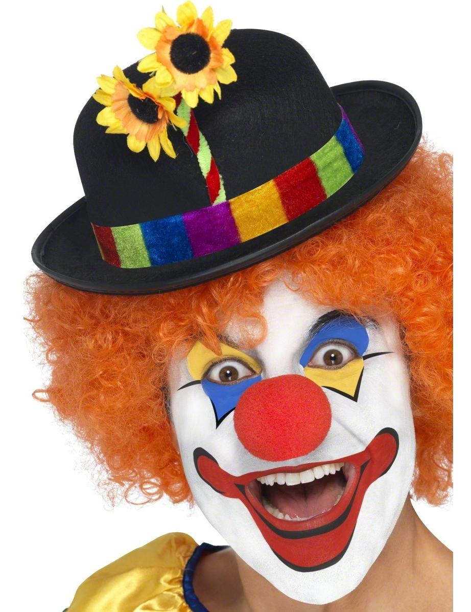 Шляпа клоуна своими руками из бумаги