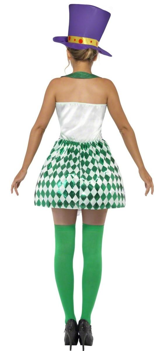 Verrückte Hutmacher - Damenkostüm: Kostüme für Erwachsene, und ...