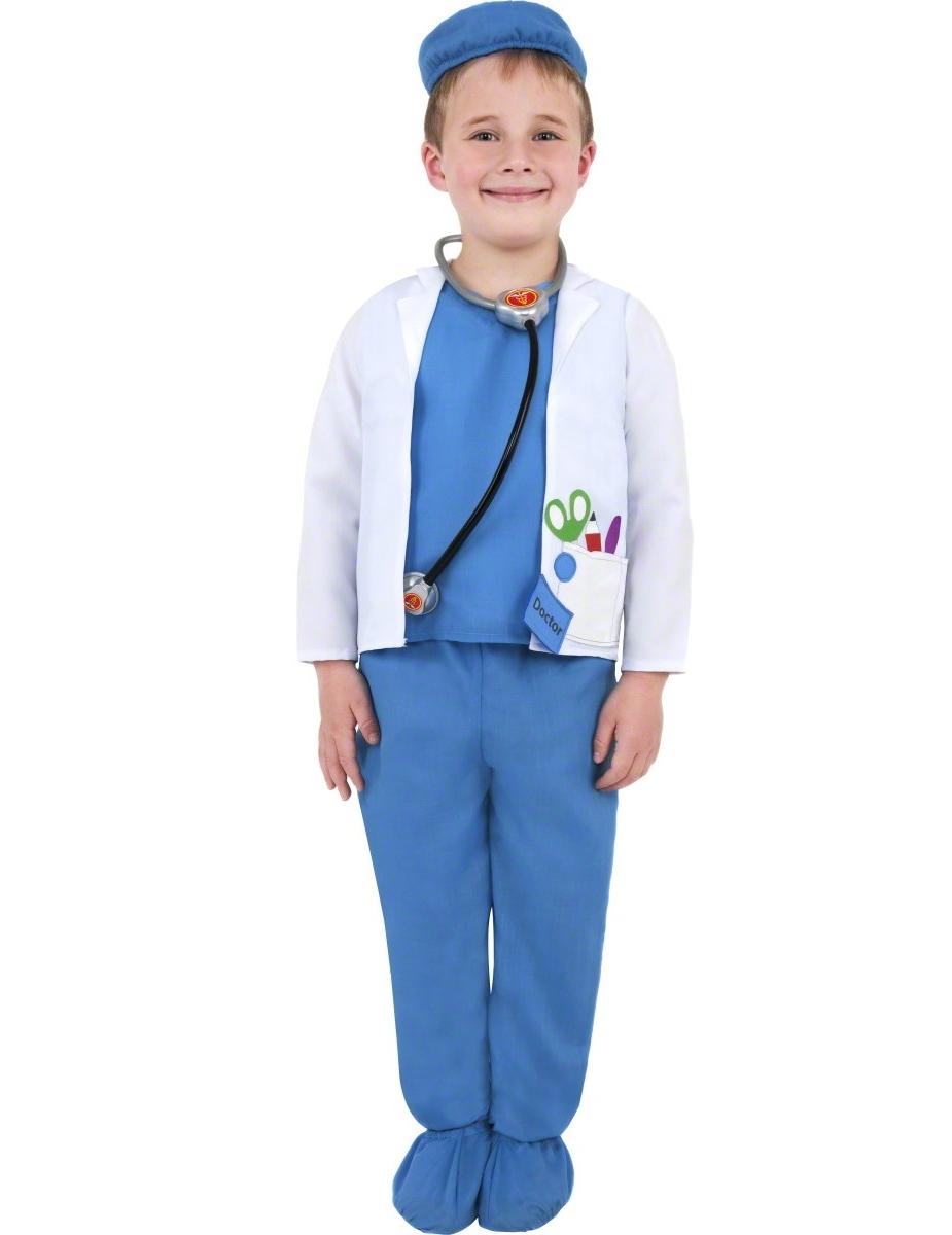 déguisement docteur garçon