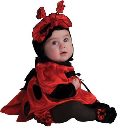 Disfraz de catarina para niña de un año - Imagui