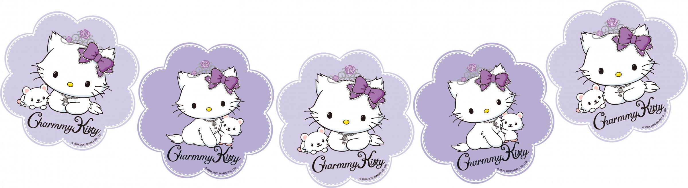 charmmy kitty� garland