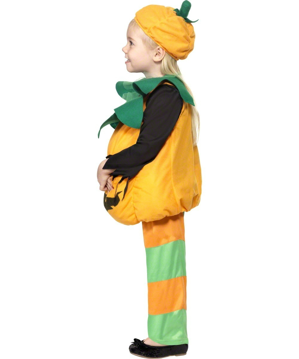 D guisement citrouille enfant - Deguisement halloween enfant ...