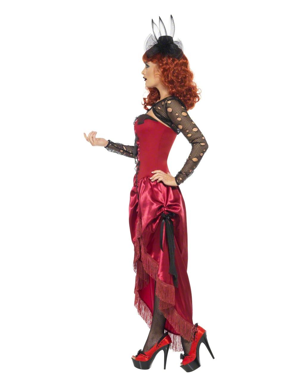 d guisement danseuse cabaret femme halloween deguise toi. Black Bedroom Furniture Sets. Home Design Ideas