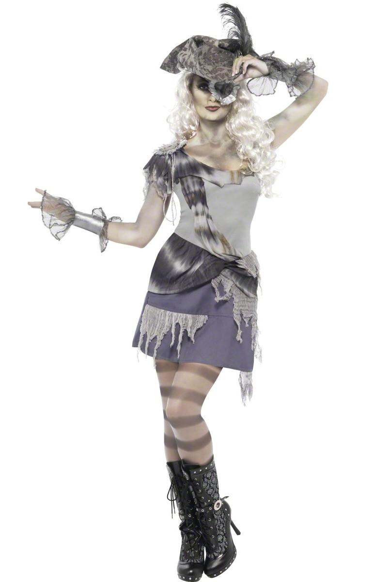 deguisement fantome pirate femme