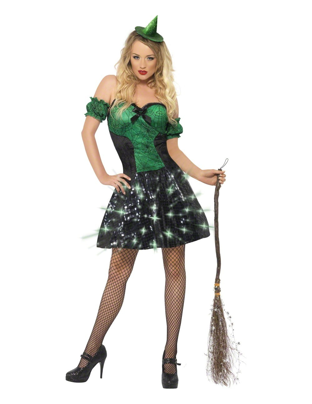Sexy witch costume for women - Costume femme halloween ...