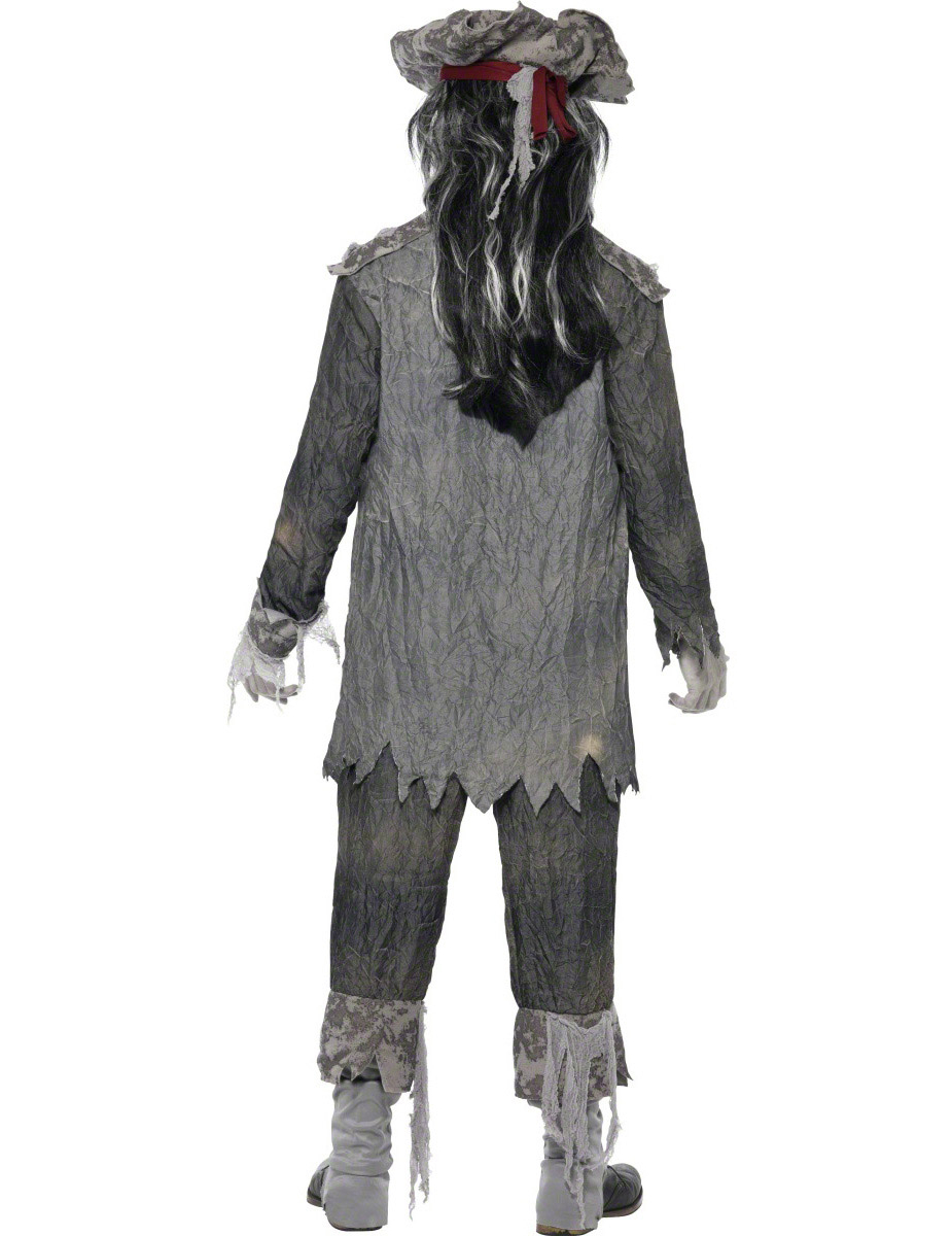 D guisement fant me pirate homme halloween deguise toi - Pirate fantome ...
