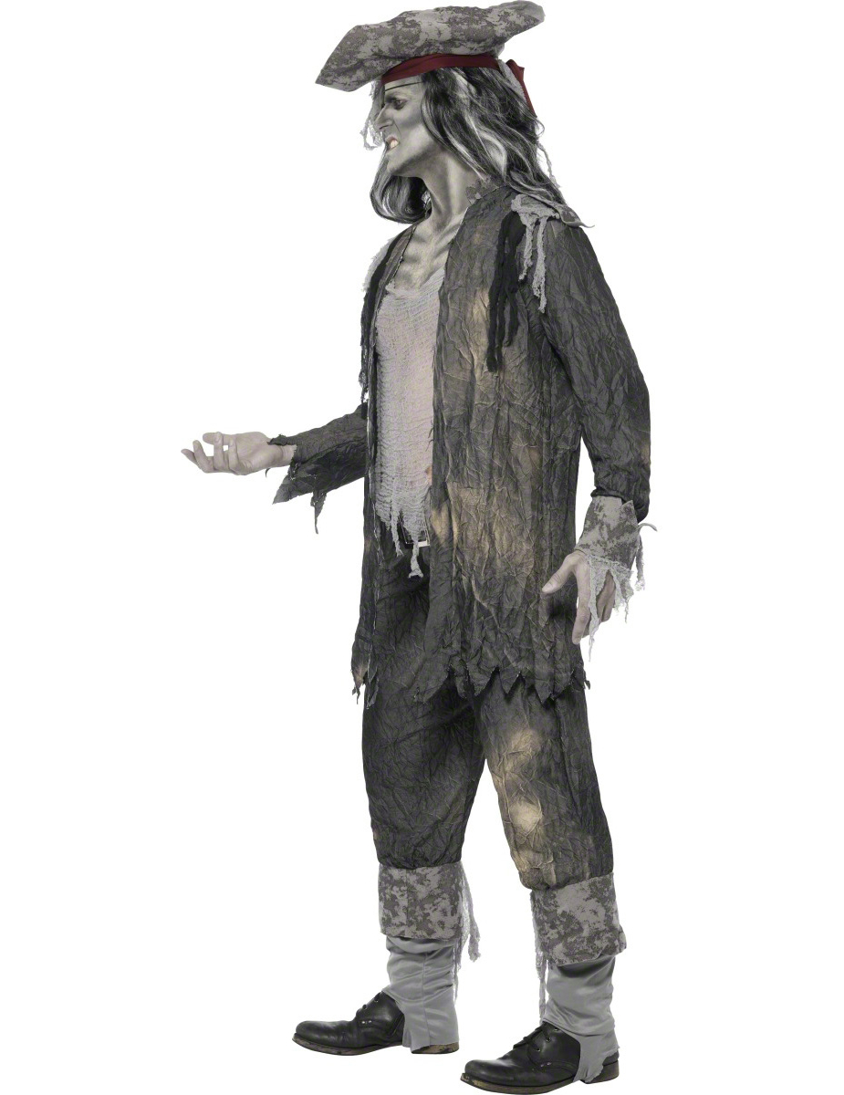D guisement fant me pirate homme halloween - Pirate fantome ...