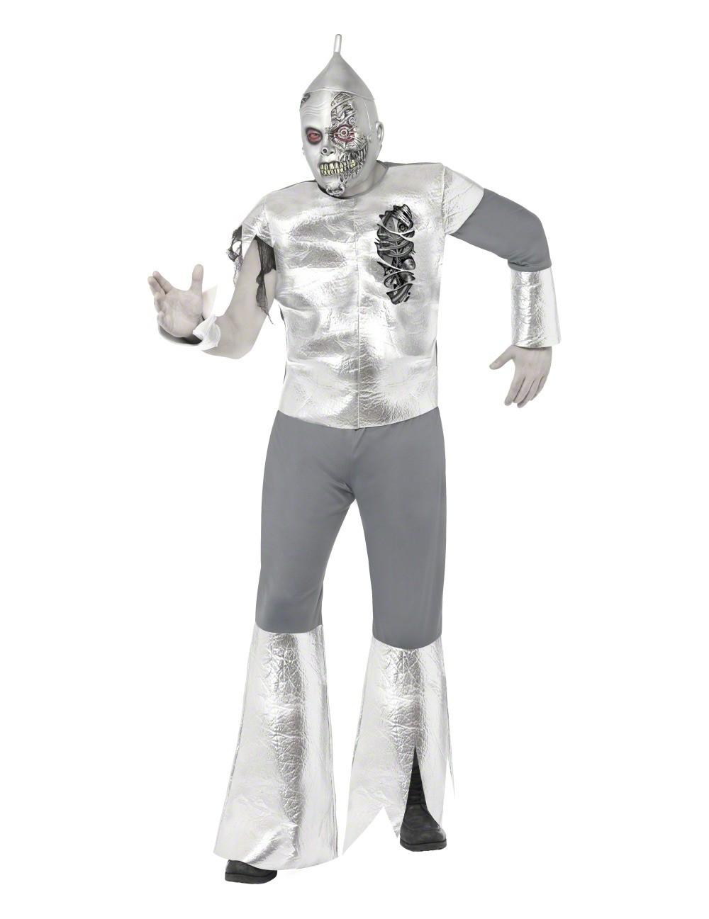 déguisement homme de fer