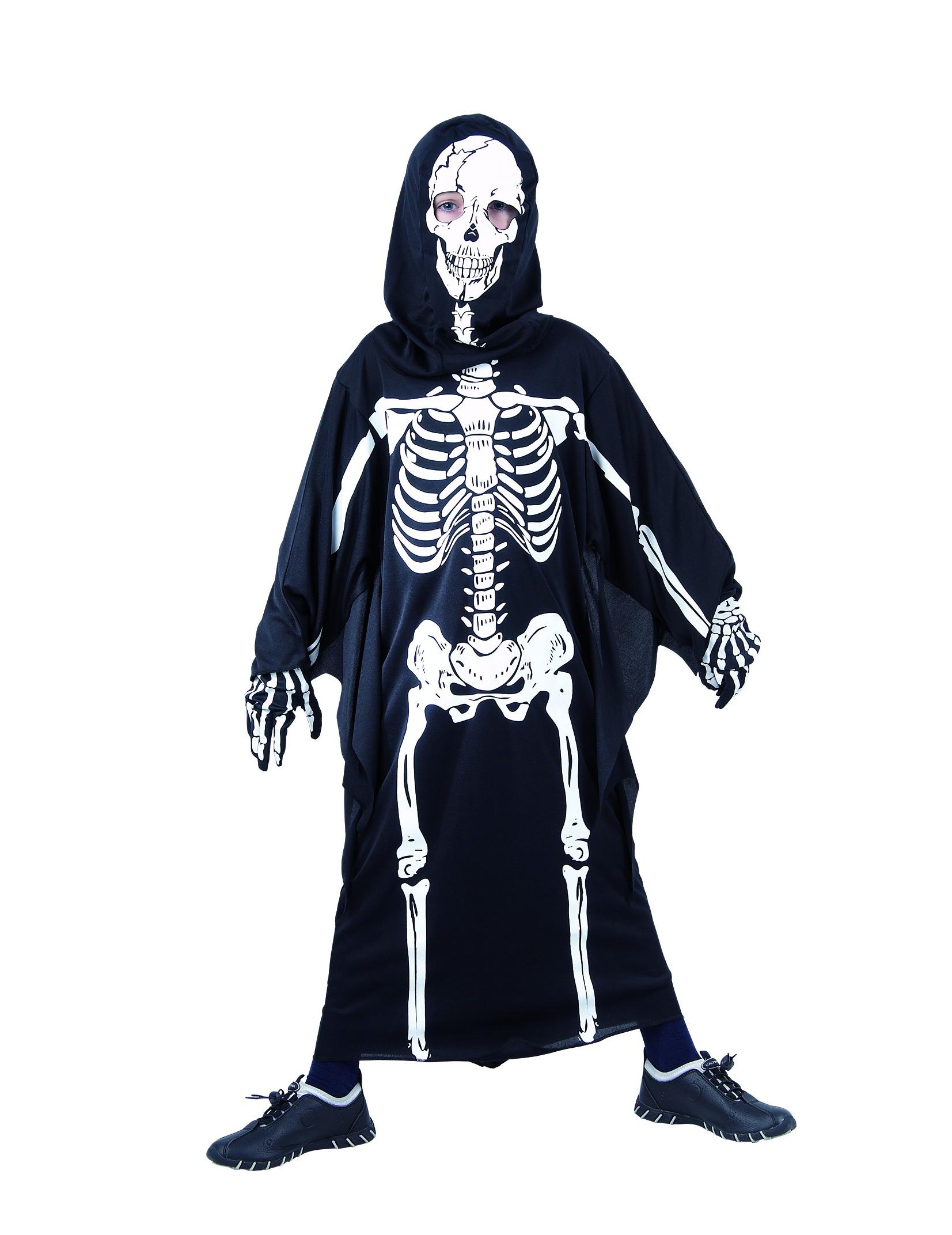 Esqueleto Dibujo Para Niños Disfraz de Esqueleto Para Niño
