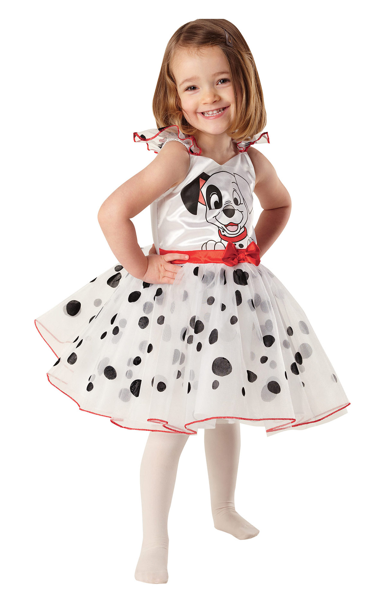 descriptif d guisement ballerine 101 dalmatiens enfant pour fille. Black Bedroom Furniture Sets. Home Design Ideas