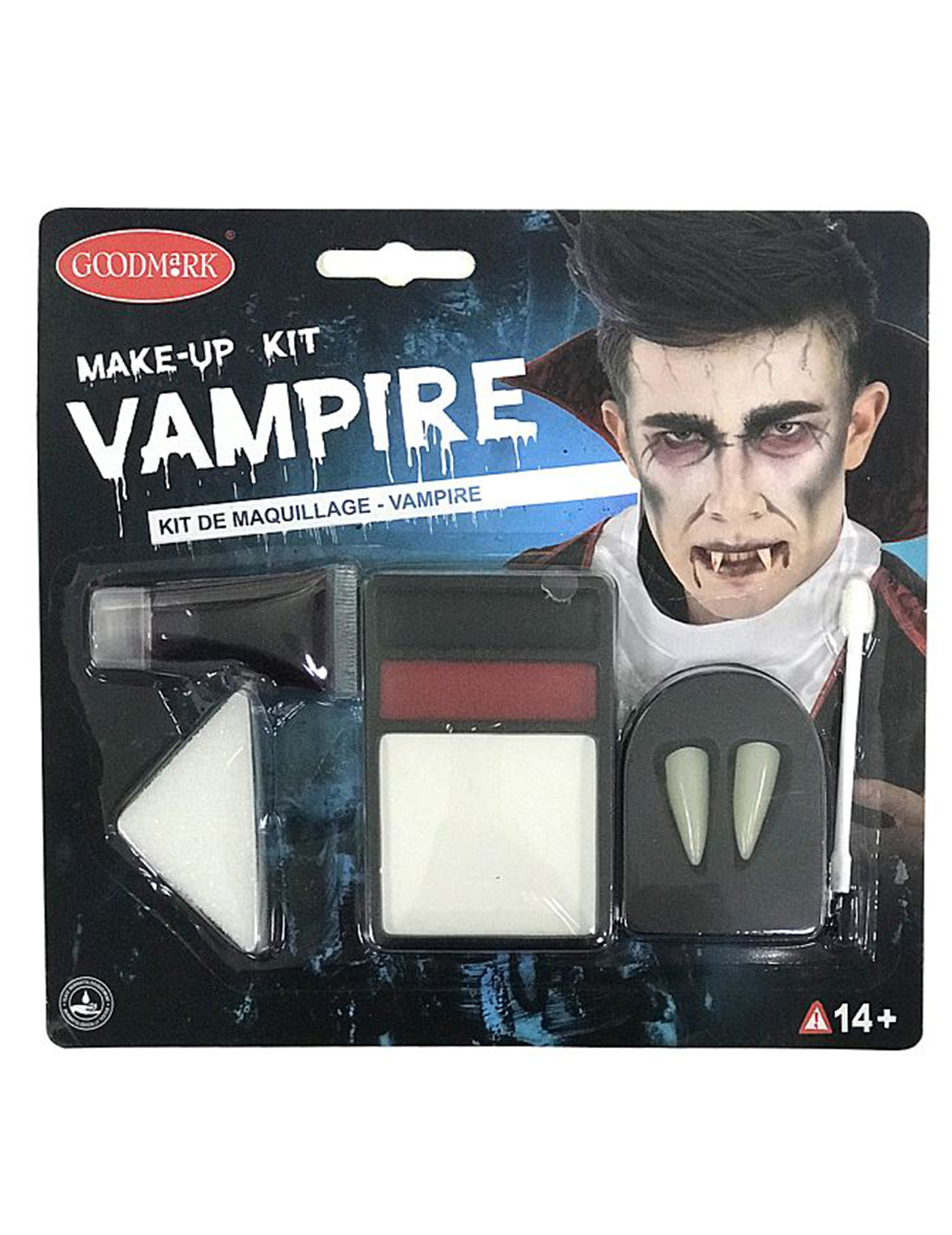 Connu Vampire maquillage halloween maquillage halloween main | Blog  TS44