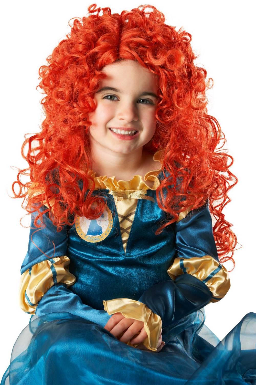 Perruque m rida rebelle enfant pour fille deguise toi achat de perruques - Deguisement rebelle adulte ...