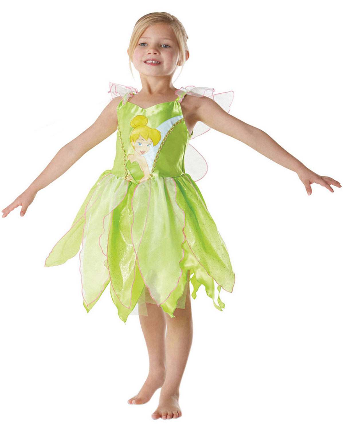 tinkerbell costume for children. Black Bedroom Furniture Sets. Home Design Ideas