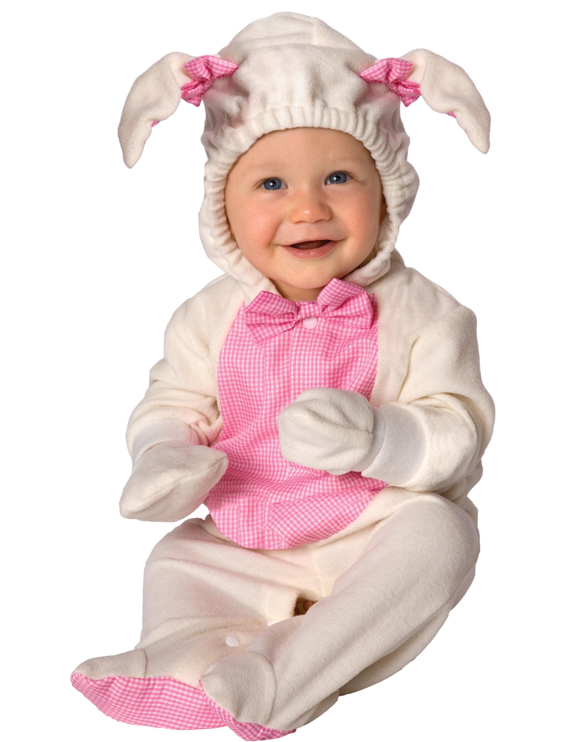 Disfraz de oveja para beb disfraces ni os y disfraces - Disfraces para bebes de un ano ...