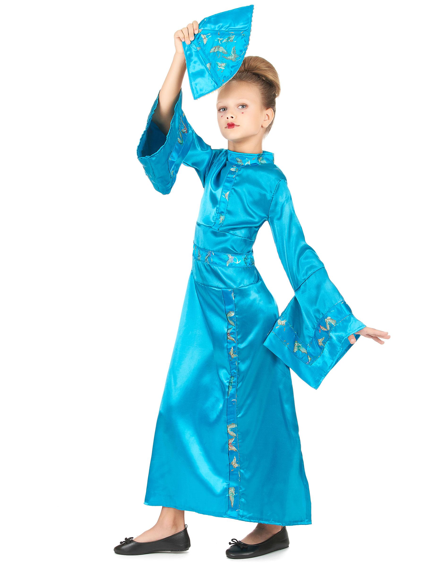 d guisement geisha enfant fille deguise toi achat de d guisements enfants. Black Bedroom Furniture Sets. Home Design Ideas
