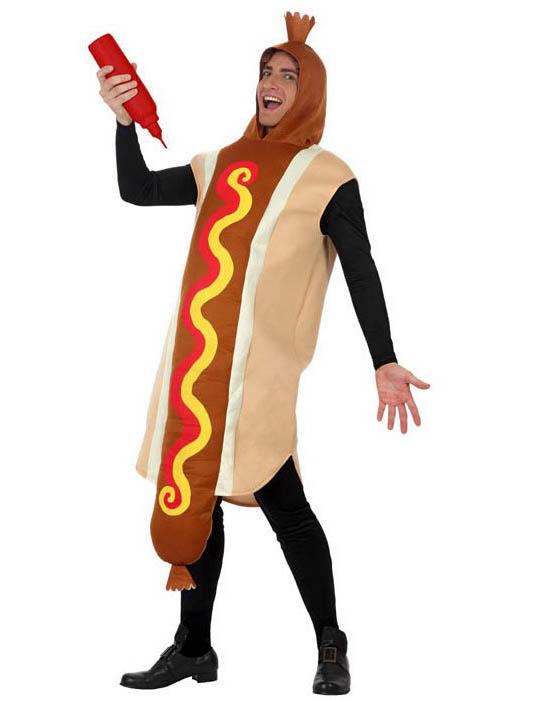 Chargement Hot Dog Costume