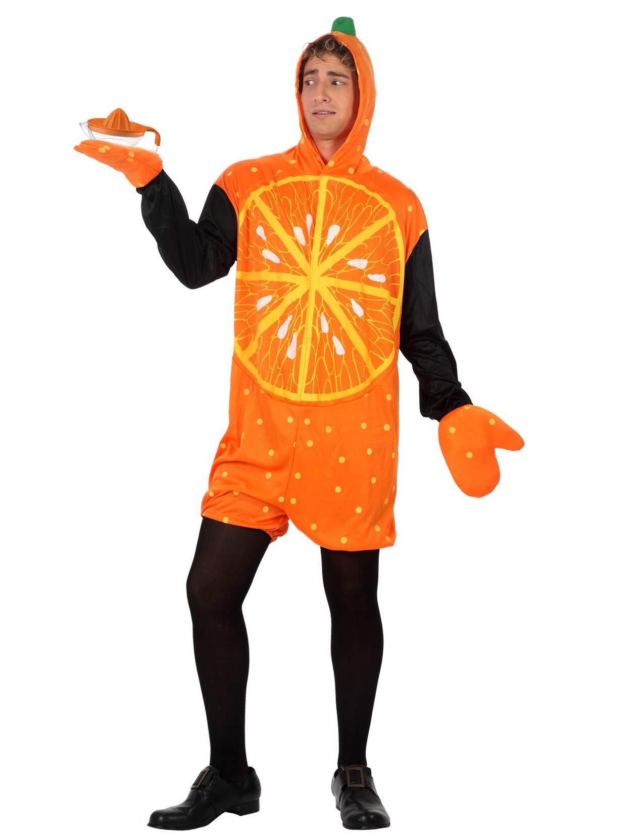 d guisement orange adulte deguise toi achat de. Black Bedroom Furniture Sets. Home Design Ideas