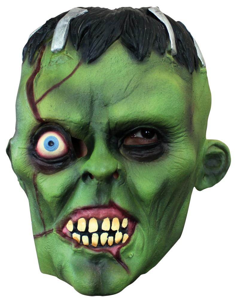 masque monstre vert borgne adulte halloween achat de masques sur vegaoopro grossiste en. Black Bedroom Furniture Sets. Home Design Ideas
