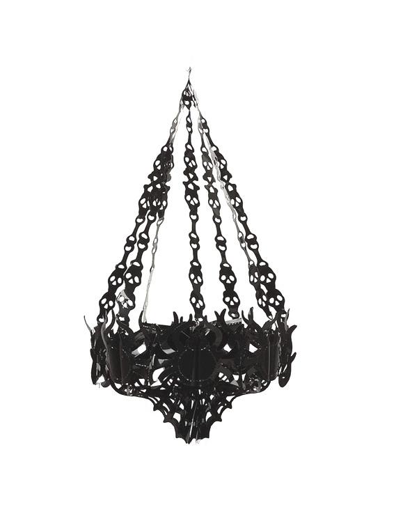 halloween h ngedekoration deko und g nstige. Black Bedroom Furniture Sets. Home Design Ideas