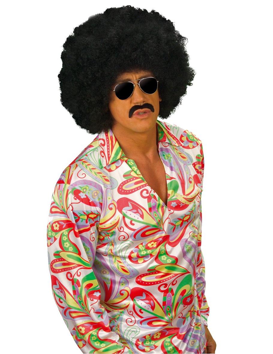 chemise disco fleurs adulte homme achat de d guisements adultes sur vegaoopro grossiste en. Black Bedroom Furniture Sets. Home Design Ideas