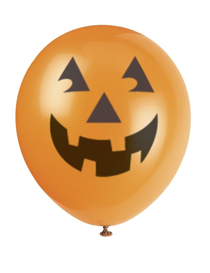6 ballons halloween deguise toi achat de decoration animation - Deguisetoi fr halloween ...