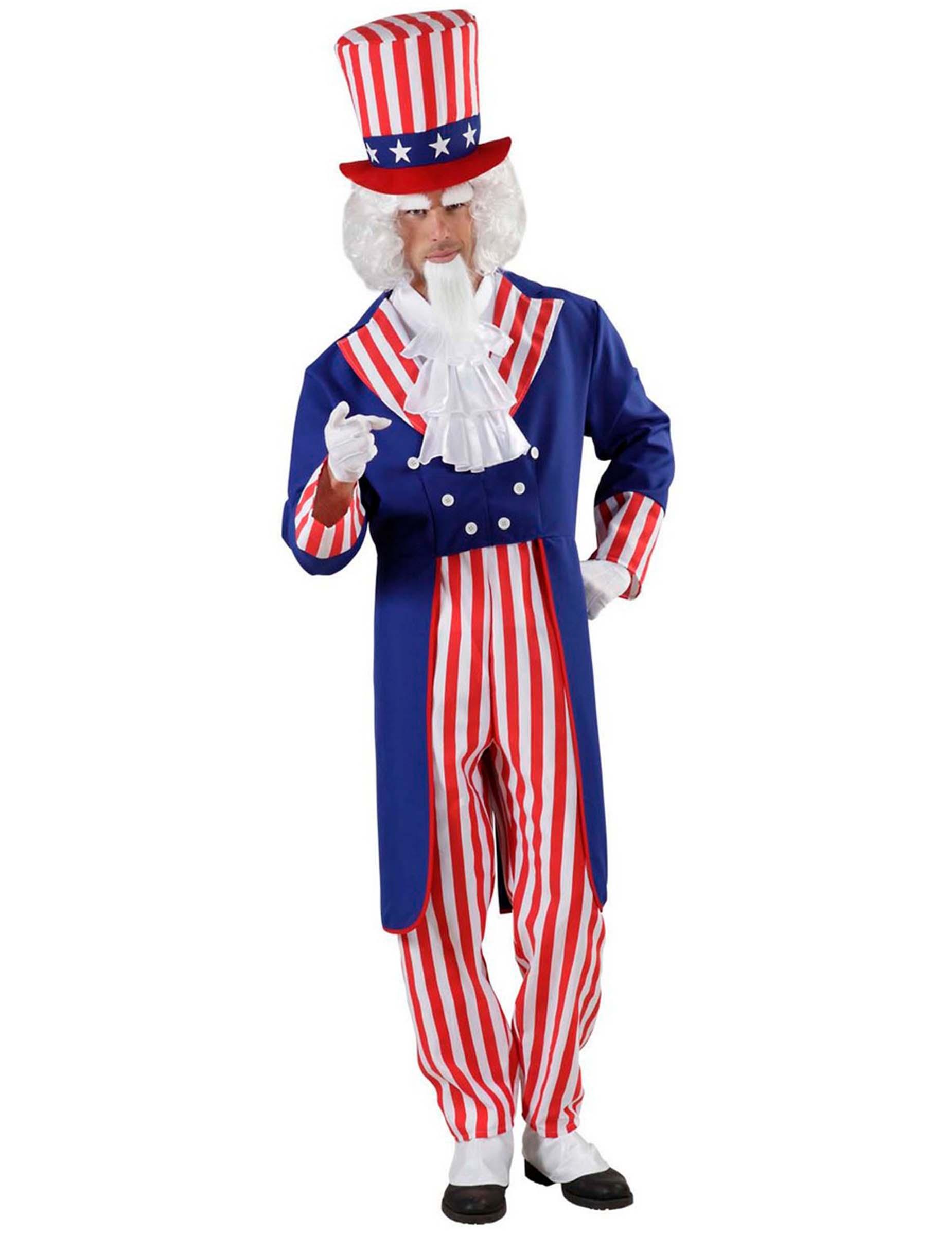 D guisement oncle sam adulte deguise toi achat de d guisements adultes - Theme de deguisement ...