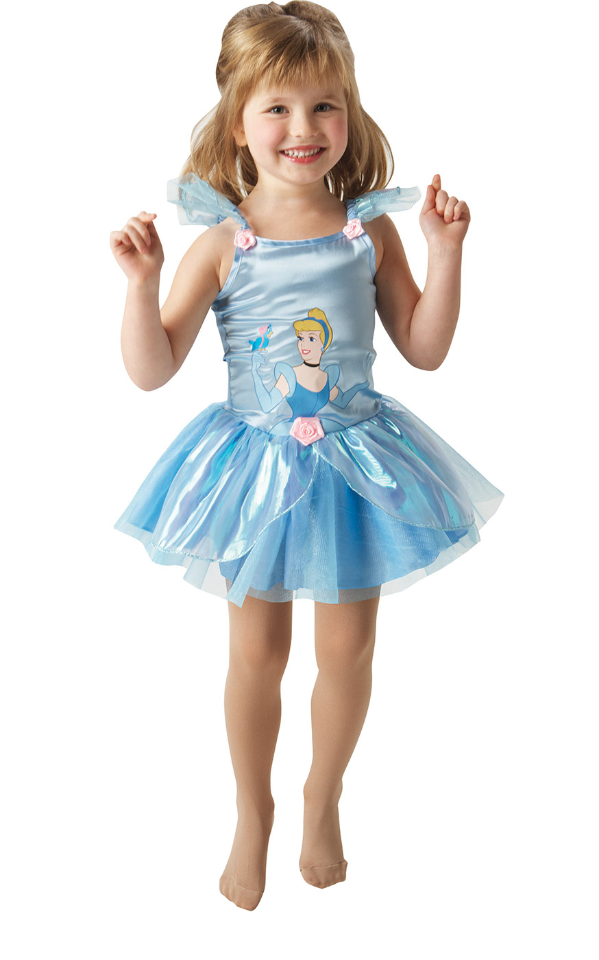 Cinderella Bellerina Costume Kids Costumes Fancy