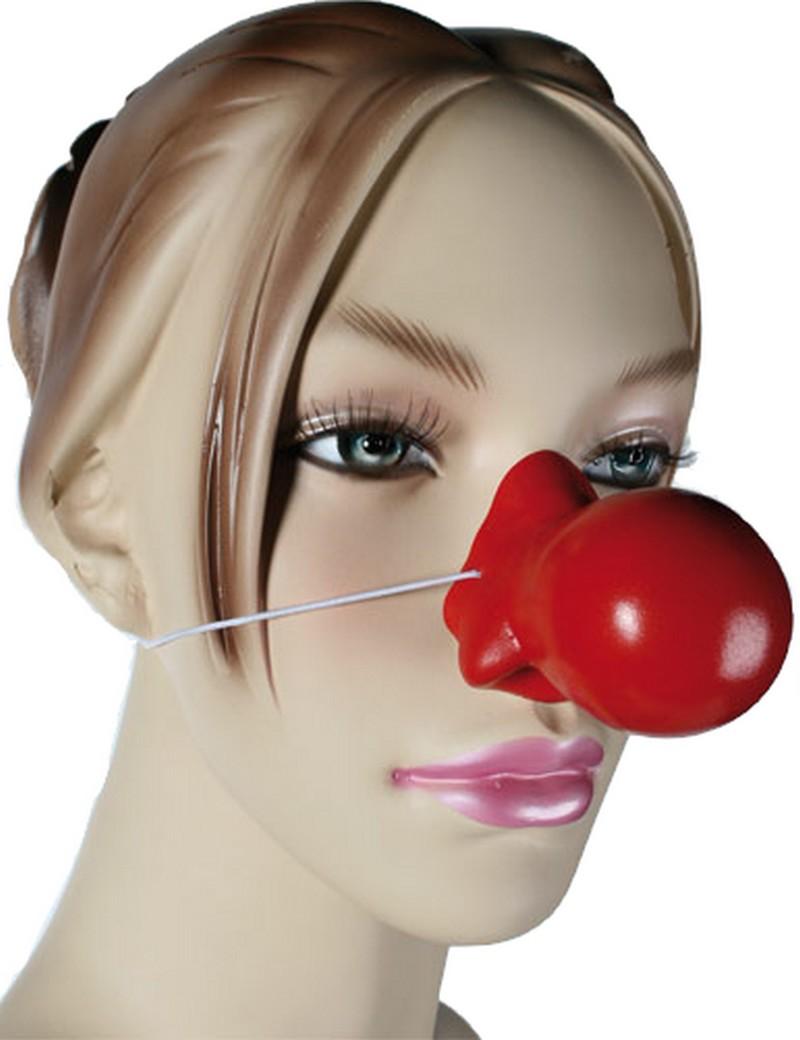 Nez de clown en mati re plastique achat de accessoires sur vegaoopro grossi - En matiere de synonyme ...