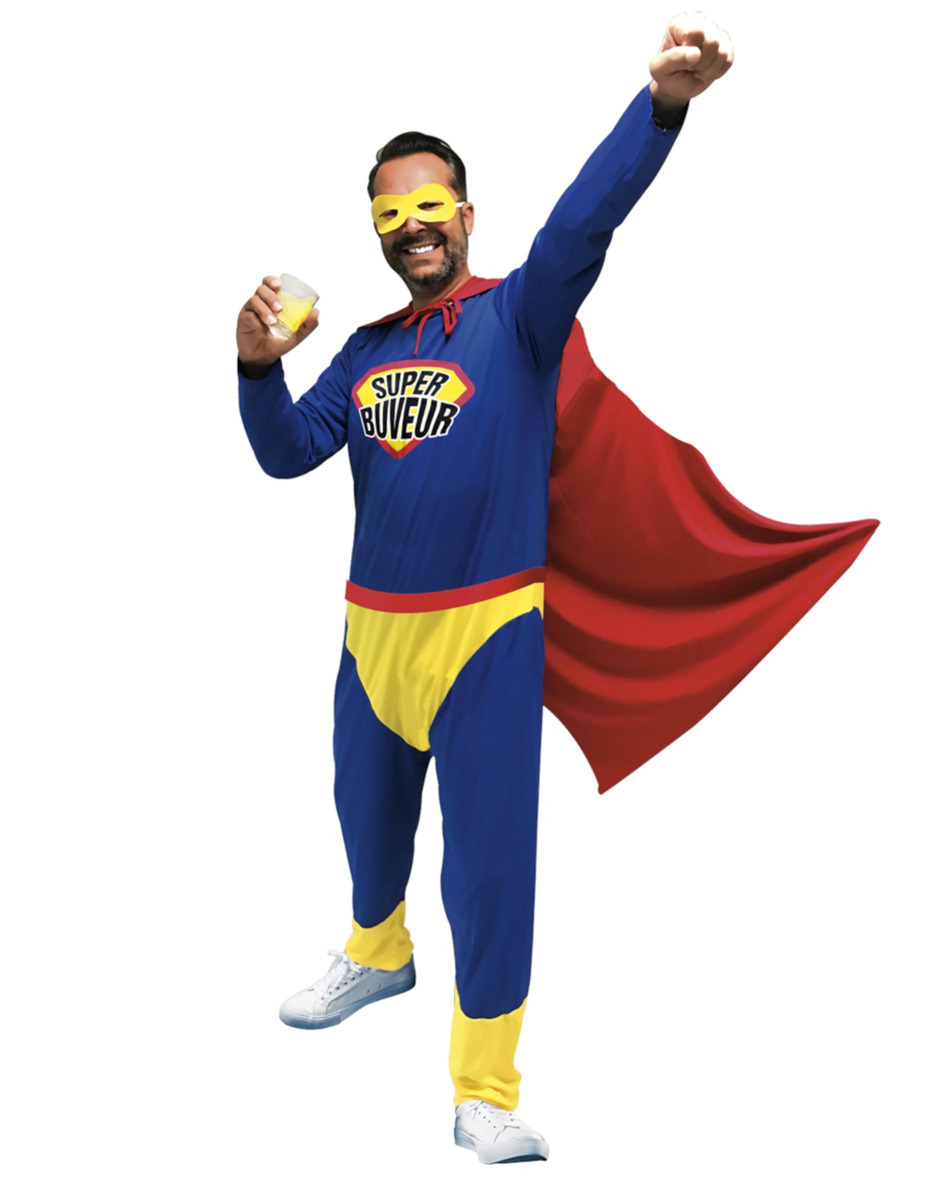 Costumes super heros adultes - Costume de super heros ...
